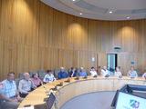 4.9.15 Besichtigung NRW-Landtag