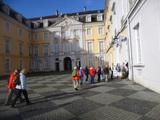 19.9.15 Besichtigung Schloss Augustusburg, Brühl