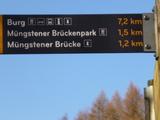 27.2.16 Wegweiser zum Ziel, Burg-Unterburg