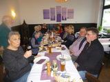 16.3.16 Schlusseinkehr Restaurant Krevets,  D-Himmelgeist