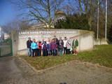 16.3.16 Exkursion zum Klärwerk Düsseldorf-Hamm