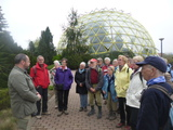 13.04.16 Dr. Busch (links), Botanischer Garten, Düsseldorf