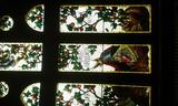 4.06.16 Fenster im Nibelungenzimmer, Schloss Drachenburg