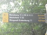 25.06.16 Bensberger Schlossweg, der Weg ist  das Ziel