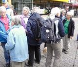 02.07.16 Die Erkrather Rundweg-Wandergruppe auf dem 50-jährigen Stadtfest