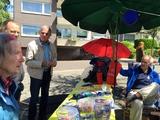 02.07.16 SGV-Stand auf dem 50-jährigen Erkrather Stadtfest