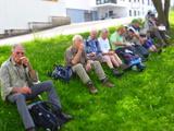 30.07.16  A8 Rundwanderung Breckerfeld, Bütterkespause