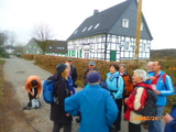 04.03.17 von Wuppertal nach Langenfeld, Dorf Schee