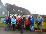 04.03.17 von Wuppertal nach Langenfeld mit WF Vera (vorne)