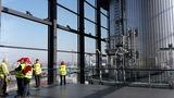 16.03.17 Gaskraftwerk  Lausward, Düsseldorf
