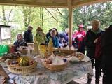 17.04.17 Osterwanderung  -  Geburtstagsständchen für Hilde