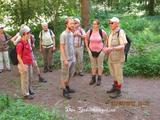 27.05.17 Birgeler Urwaldsteig, unsere Gäste