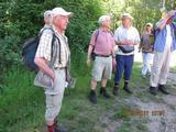 27.05.17 Birgeler Urwaldsteig, Begrüßung durch WF Erwin