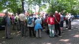 10.06.17 Gemeinschaftswanderung mit WF-Bergisches Land, Begrüßung