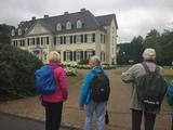 01.07.2017 Neanderlandsteig von Reusrath nach Monheim: Schloss Laach in Monheim