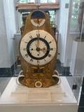06.09.2017 Deutsches Klingenmuseum, eine alte Astronomische Uhr