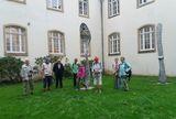 06.09.2017 Deutsches Klingenmuseum Solingen, unsere Gruppe um Margarete