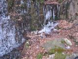 22.2.18 Ein Wintertag an der Wupper, Wasserfall