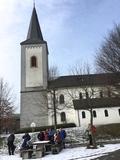 03.03.18 Rast vor St. Maximin in Düssel