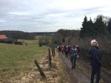 10.03.18 Durch die tolle bergische Landschaft nach Beyenburg
