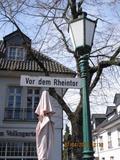 7.04.18 Von Benrath nach Stürzelberg, Zons