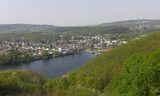 21.04.18 Letzter Blick auf Staubecken Obermaubach