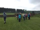 19.05.18 Im Archäologischen Landschaftspark auf dem Weg von Nettersheim nach Urft