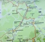 19.05.18 Wanderung durch die Eifel  von Nettersheim nach Urft
