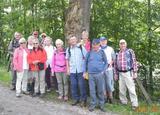 08.09.18 Zum Grenzer-Schmiede-Hammer-Fest mit Hans (Mitte)