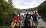 12.09.18 Runde um Beyenburg mit WF Vera (rechts)