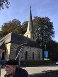 29.09.18 Alte Dorfkirche in Dahl