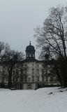 2.02.19 Auf dem Bergischen Weg, Schloss Bensberg