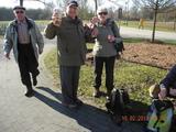 16.02.19 Winter am Unterbacher See, Ernst feiert Geburtstag