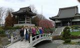 20.03.19 Buddhistische Tempelanlage mit Glockenturm (links)