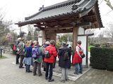 20.03.19 Buddhistische Tempelanlage, Eingang und Begrüßung
