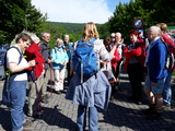 25.05.2019 Wir wandern mit Vera im großen Bogen im Heimbach.