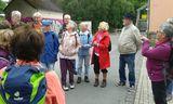8.06.19 Wannebach Vally, Begrüßung durch Marlene (r)