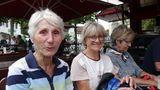 4.09.19 Drei Mädels auf dem Düsseldorfer Weg