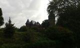 7.09.19 Arnold-Mock-Weg, von Krefeld nach Neuss, Burg Linn