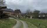 22.02.20 Unterwegs im Bergischen, vorbei an Bauernhöfen
