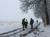 26.02.20 Unsere Schneewanderung von Remscheid-Lüttringhausen nach Lennep.