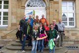 Deutscher Wandertag 2015 - Team des SGV Geseke