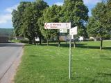 auf dem Weg nach Warburg