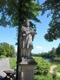 Johannes von Nepomuk auder Diemelbücke in Warburg