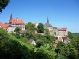 Blick auf die Neustadt