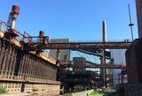 Ausschnitt Zentralkokerei Zeche Zollverein