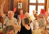 Die Mitglieder beider Abteilungen stimmten einer Fusion einstimmig zu.