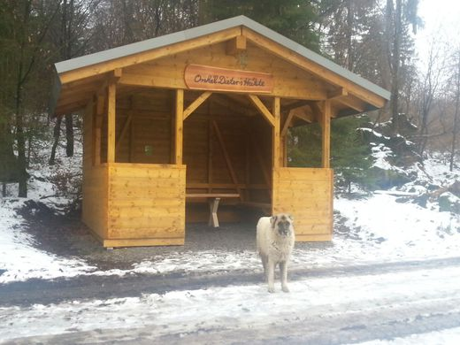 Onkel Dieters Hütte