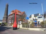 Bild 04 Unser Domizil neben dem neuen Leuchtturm
