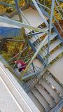 Bild 03 Aufstieg auf den Turm